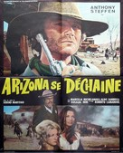 Arizona si scatenò... e li fece fuori tutti - French Movie Poster (xs thumbnail)