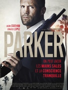 Parker - French Movie Poster (xs thumbnail)