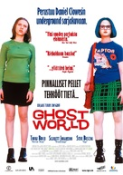 Ghost World - Finnish Movie Poster (xs thumbnail)
