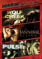 Hannibal Rising - DVD cover (xs thumbnail)