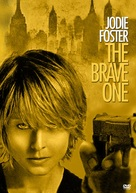 The Brave One - DVD movie cover (xs thumbnail)