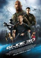 G.I. Joe: Retaliation - German Movie Poster (xs thumbnail)