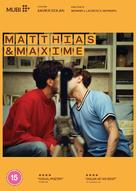 Matthias & Maxime - British Movie Cover (xs thumbnail)