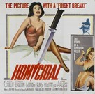 Homicidal - Movie Poster (xs thumbnail)