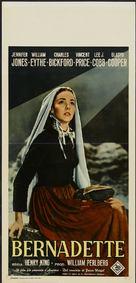 The Song of Bernadette - Italian Movie Poster (xs thumbnail)
