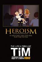 """The Life & Times of Tim"" - Movie Poster (xs thumbnail)"