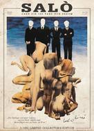 Salò o le 120 giornate di Sodoma - German Movie Cover (xs thumbnail)