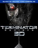 Terminator Genisys - Blu-Ray movie cover (xs thumbnail)