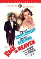 Rage in Heaven - DVD movie cover (xs thumbnail)