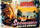 Heaven Knows, Mr. Allison - German Movie Poster (xs thumbnail)