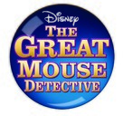 The Great Mouse Detective - Logo (xs thumbnail)