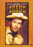 Shane - DVD movie cover (xs thumbnail)