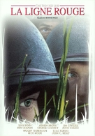 The Thin Red Line - French DVD movie cover (xs thumbnail)