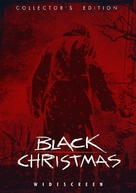 Black Christmas - DVD cover (xs thumbnail)