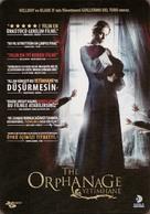 El orfanato - Turkish Movie Cover (xs thumbnail)