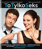 Friends with Benefits - Polish Blu-Ray movie cover (xs thumbnail)