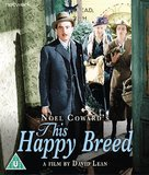 This Happy Breed - British Blu-Ray cover (xs thumbnail)