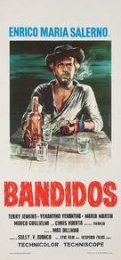 Bandidos - Italian Movie Poster (xs thumbnail)