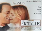 The Story of Us - British Movie Poster (xs thumbnail)