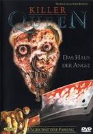 La lengua asesina - German DVD movie cover (xs thumbnail)