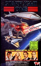 Starflight: The Plane That Couldn't Land - German VHS movie cover (xs thumbnail)