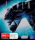 Alien: Resurrection - Australian Blu-Ray movie cover (xs thumbnail)