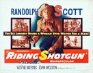 Riding Shotgun - Movie Poster (xs thumbnail)