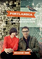 """Portlandia"" - DVD movie cover (xs thumbnail)"