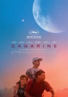 Gagarine - Swedish Movie Poster (xs thumbnail)