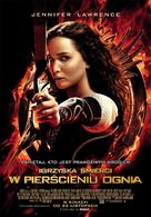 The Hunger Games: Catching Fire - Polish Movie Poster (xs thumbnail)