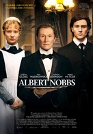 Albert Nobbs - Andorran Movie Poster (xs thumbnail)