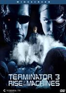 Terminator 3: Rise of the Machines - Movie Cover (xs thumbnail)