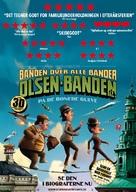 Olsen Banden på de bonede gulve - Danish Movie Poster (xs thumbnail)