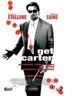 Get Carter - Polish Movie Poster (xs thumbnail)
