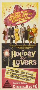 Holiday for Lovers - Australian Movie Poster (xs thumbnail)