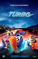 Turbo - Czech Movie Poster (xs thumbnail)