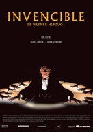 Invincible - Spanish Movie Poster (xs thumbnail)