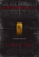 Child's Play - poster (xs thumbnail)
