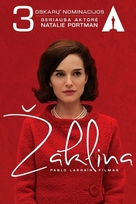 Jackie - Lithuanian Movie Poster (xs thumbnail)