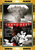 Kuroi ame - Czech DVD movie cover (xs thumbnail)