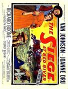 The Siege at Red River - Movie Poster (xs thumbnail)