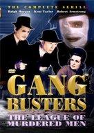 Gang Busters - DVD cover (xs thumbnail)