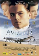 The Aviator - Polish Movie Poster (xs thumbnail)