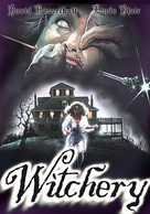 La casa 4 (Witchcraft) - DVD cover (xs thumbnail)