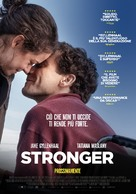 Stronger - Italian Movie Poster (xs thumbnail)