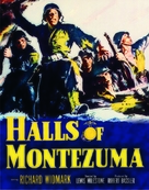 Halls of Montezuma - Movie Poster (xs thumbnail)