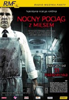 The Midnight Meat Train - Polish Movie Poster (xs thumbnail)