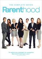 """Parenthood"" - DVD movie cover (xs thumbnail)"