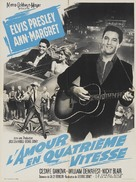 Viva Las Vegas - French Movie Poster (xs thumbnail)