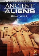 """Ancient Aliens"" - DVD movie cover (xs thumbnail)"